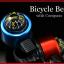 กระดิ่งเข็มทิศ อลูมิเนียม Compass Bellมีแต่สีเงิน thumbnail 6