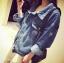 เสื้อแจ็กเก็ตยีนส์ (Jacket Jeans) BTS thumbnail 2