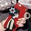 เคสนิ่มลายผู้หญิง 3Dห้อยพู่แต่งเพชร ไอโฟน74.7 นิ้ว(ใช้ภาพรุ่นอื่นแทน) thumbnail 3