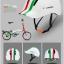 จักรยานพับ CIGNA เฟรมโครโม เกียร์ดุม 3 สปีด ล้อ 16 นิ้ว thumbnail 2