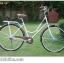 จักรยานแม่บ้าน สไตล์วินเทจ Winn DESIRE วงล้อ 26 นิ้ว พร้อมตะกร้า thumbnail 18