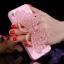 เคสผีเสื้อปีกตั้งได้ติดเพชรเรืองแสงมีสายคล้องคอ ไอโฟน 5/5s thumbnail 1