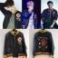 เสื้อแฟชั่นเกาหลี เสื้อกันหนาวแฟชั่น EXO LUHAN Lee Jung Sok สีดำ thumbnail 1