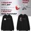 เสื้อฮู้ด (Hoodie) B.A.P - ROSE thumbnail 1