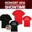 เสื้อยืดเกาหลี คอนเสิร์ต IKON SHOWTIME YG thumbnail 1