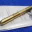 RHK Extreme Duty Pen - Brass