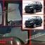 ผลิตและจำหน่ายพรมปูพื้นรถยนต์เข้ารูป Ford Territory ลายกระดุมสีเทาขอบเทา thumbnail 1