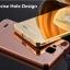 เคส Huawei Y3ll รุ่น Aluminium Hybrid Mirror Back (เคสฝาหลังเงา) thumbnail 3