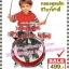 ชุดกลองสำหรับเด็กครบชุดเพียง 499.-สีแดงพร้อมเก้าอี้นั่ง สำรหับเด็ก 2-7 ปี thumbnail 4