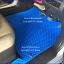 ขายยางปูพื้นรถเข้ารูป Isuzu Mu-X ลายกระดุมสีฟ้าขอบฟ้า thumbnail 4