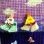กล่องทิชชูแผ่นเฟรมสีม่วง ตัวหนีบตากผ้า thumbnail 5