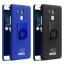 เคส Asus Zenfone 3 Max (5.2 นิ้ว ZC520TL) พลาสติกสีพิ้นพร้อมแหวนมือถือสำหรับตั้ง ราคาถูก thumbnail 1