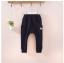 กางเกง(มีขนด้านในอ่อนๆ) สีกรม แพ็ค 5ชุด ไซส์ 100-110-120-130-140 thumbnail 1