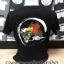 เสื้อยืดสีดำ สกรีนลายมังกรด้วยระบบดิจิตอลสวยงามสดใส thumbnail 1