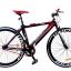 จักรยานฟิกเกียร์ UMEKO FIX ST ขอบสูง เฟรมเหล็ก Aero 2016 thumbnail 3