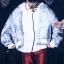 เสื้อแฟชั่นไอดอลเกาหลี #BTS SUGA สีขาว (ระบุไซส์) thumbnail 3