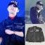 เสื้อแฟชั่นนักร้องเกาหลี เสื้อแขนยาวกันหนาว Bigbang GD thumbnail 1