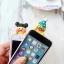 เคส iPhone 7 Plus (5.5 นิ้ว) พลาสติกการ์ตูนเกาะเคสน่ารักมากๆ ราคาถูก thumbnail 4