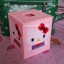 ชุดปักแผ่นเฟรมกล่องทิชชูลายคิตตี้ Kitty thumbnail 3