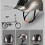 จักรยานพับ CIGNA เฟรมโครโม เกียร์ดุม 3 สปีด ล้อ 16 นิ้ว thumbnail 6