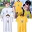 เสื้อยืด (T-Shirt) ลายแมว แบบ Jin + Lee Sungkyung thumbnail 1