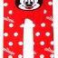 LG-908E90 Size 90 BUSHA Disney เลกกิ้งเด็ก ก้นเหลี่ยม-ก้นบาน ผ้ายืดเนื้อนุ่มทอลาย สีแดง (ขอบเอวสีแดง) thumbnail 1