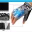 ถุงมือขี่จักรยานครึ่งนิ้ว HAND CREW SS-8-2(GEL) thumbnail 5
