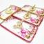 เคสลายดอกไม้ขอบโครเมียมแต่งแหวนเพชร ซัมซุง เจ 7 thumbnail 17