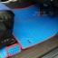 ขายยางปูพื้นรถเข้ารูป Isuzu D-Max Cab 2012-2017 ลายธนูสีฟ้าขอบแดง thumbnail 4