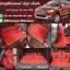สั่งตัดพรมปูพื้นในรถยนต์เข้ารูปเต็มคัน Ford Everest 2016 ไวนิลสีแดงขอบดำ thumbnail 1