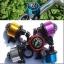 กระดิ่งเข็มทิศ อลูมิเนียม Compass Bellมีแต่สีเงิน thumbnail 4