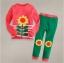 PXC019 เสื้อผ้าเด็ก ชุดนอน baby Gap งานส่งออก USA เหลือ Size 2Y thumbnail 1