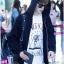 เสื้อแฟชั่นเกาหลี เสื้อแจ็คเก็ต เสื้อกันหนาว GOT7 แจ็คสันมาร์ค (สีดำ) thumbnail 2