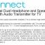 Mee Audio Connect เครื่องส่งสัญญาณบลูทูธ Bluetooth Transmitter รองรับ AptX Bluetooth 4.0 thumbnail 4