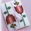 ชุดปักแผ่นเฟรมที่ใส่ทิชชูลายดอกไม้ thumbnail 1