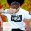 เสื้อยืดแฟชั่น HBA HBA Hood By Air BTS V 2014 สีดำ thumbnail 2