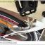 จักรยานฟิกเกียร์ UMEKO FIX ST ขอบสูง เฟรมเหล็ก Aero 2016 thumbnail 9