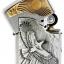 """ไฟแช็ค Zippo นกอินทรีย์ บินหาดวงอาทิตย์ """"Zippo Eagle Sun Fly #2003192 """" แท้นำเข้า 100% thumbnail 6"""