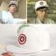หมวกกัปตันอเมริกา สีขาว Running Man thumbnail 1