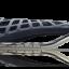 เบาะแมงมุม Tioga spyder twin tail saddle (ของแท้) มีสีดำและสีขาว thumbnail 5