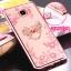 เคส Samsung C7 Pro ซิลิโคน TPU โปร่งใสขอบเงาลายดอกไม้แสนหวาน พร้อมแหวานสุดสวย ราคาถูก (ไม่รวมสายคล้อง) thumbnail 19
