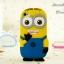 เคสซิลิโคน 3D มินเนี่ยน ไอโฟน 4/4s thumbnail 8