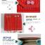 กระเป๋าถือหนังลายตาราง แพ็ค 5 ใบ [สี ฟ้า-แดง-ส้ม] thumbnail 3