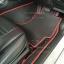 ยางปูพื้นรถยนต์เข้ารูป Subaru XV สนุ๊กสีดำขอบแดง thumbnail 2