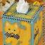 ชุดปักแผ่นเฟรมกล่องทิชชูลายแมวผูกโบว์ thumbnail 1