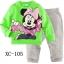 PXC105 เสื้อผ้าเด็ก ชุดนอน baby Gap งานส่งออก USA Size 3Y/4Y/6Y thumbnail 1