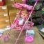 รถเข็นตุ๊กตา+ตุ๊กตาฉี่ได้ ราคาพิเศษ thumbnail 5