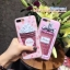 Case iPhone 7 Plus (5.5 นิ้ว) พลาสติกกากเพชรลายน่ารักมากๆ ราคาถูก thumbnail 2
