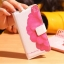 เคส Oppo Joy 5 / Neo 5s แบบฝาพับหนังเทียมลายการ์ตูนแสนน่ารัก ราคาถูก thumbnail 20