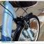 """จักรยานซิตี้ไบค์ FINN """" CITY USA"""" ล้อ 26 นิ้ว 7 สปีด ชิมาโน่เฟรมอลู โช๊คหน้า พร้อมตะกร้า thumbnail 8"""